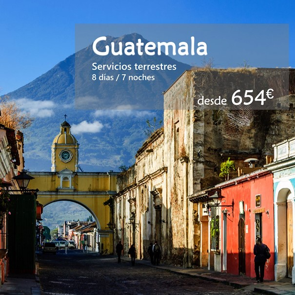 Guatemala - Terrestres