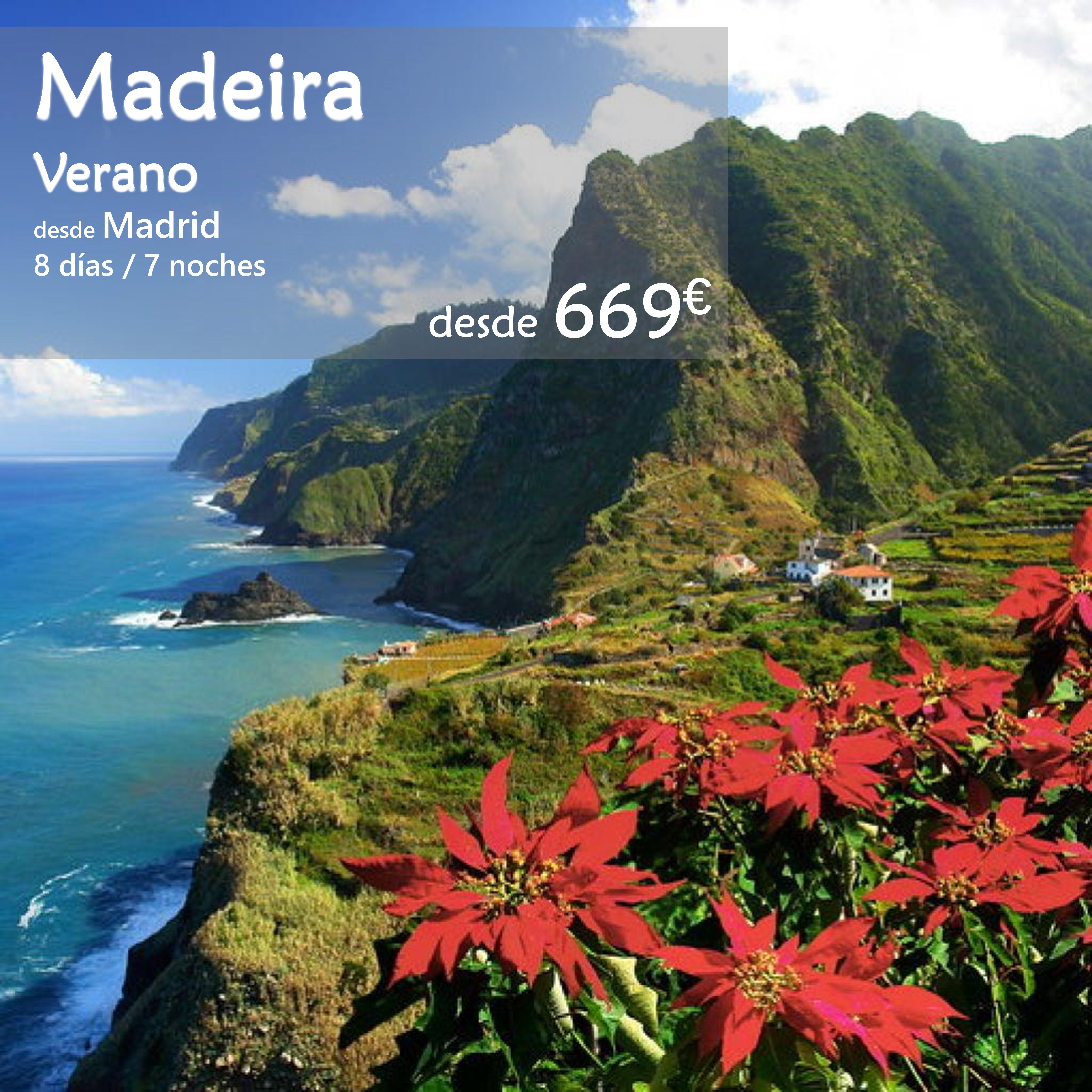 Madeira Verano 2019