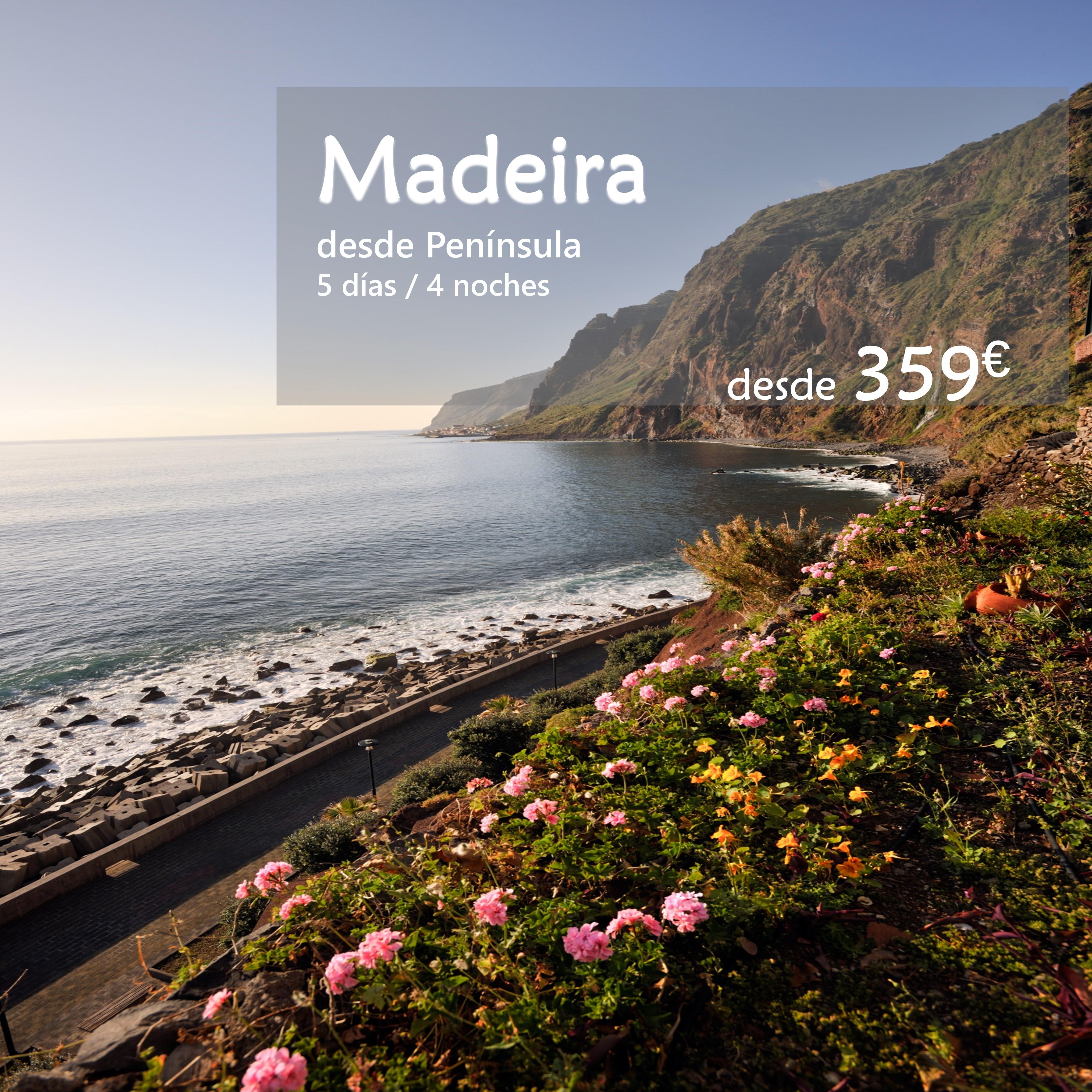 Madeira Estancias