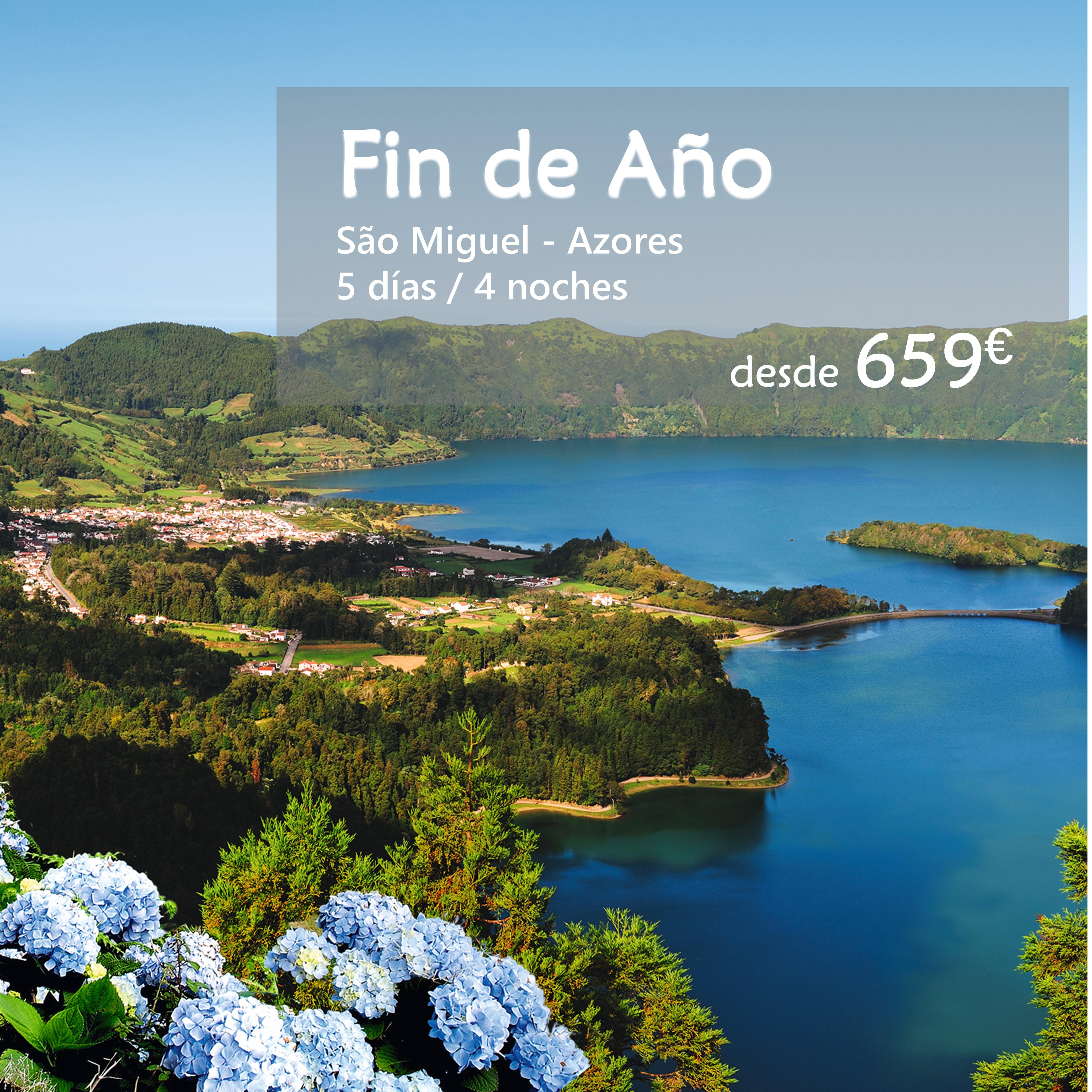 Sao Miguel - Fin de Año