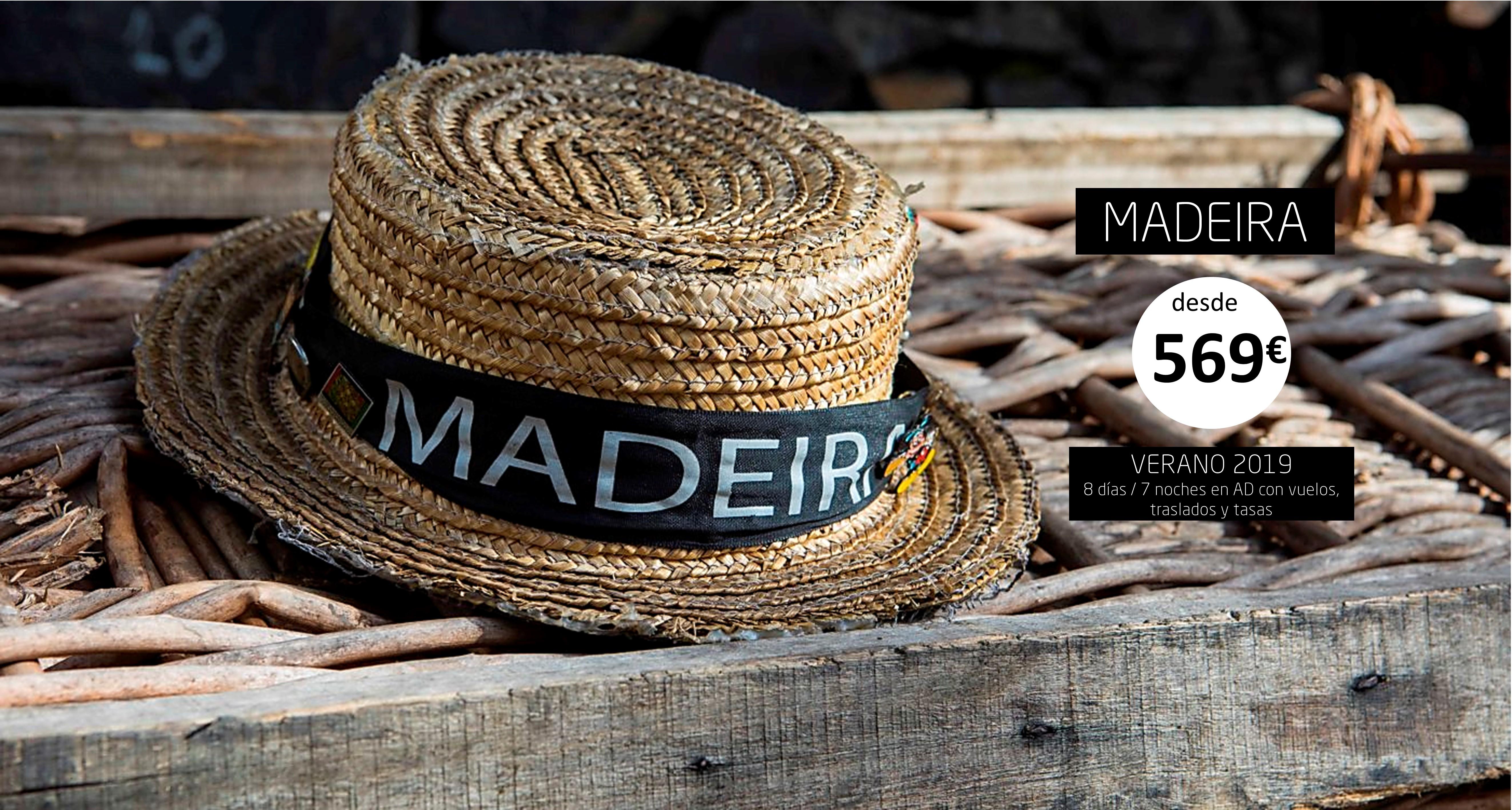 Madeira - Verano 2019