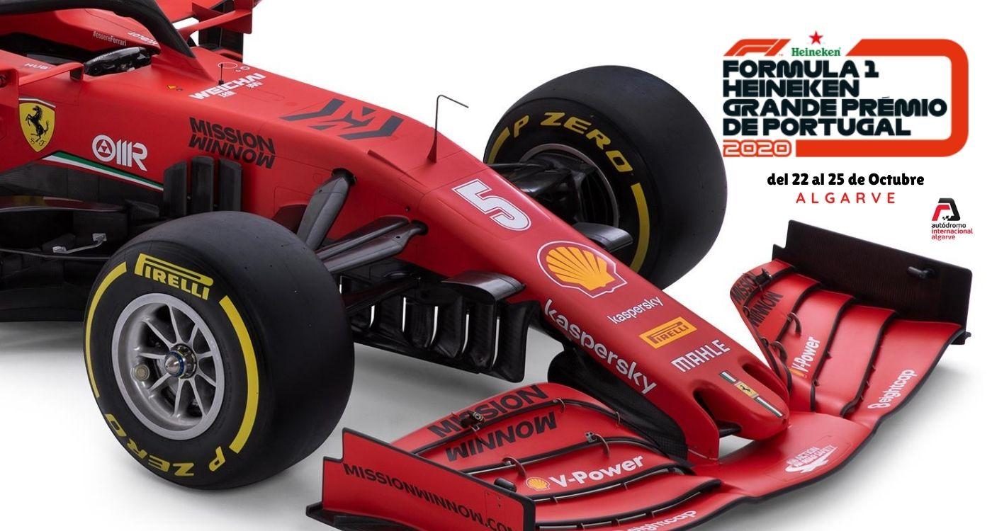 GP F1 ALGARVE