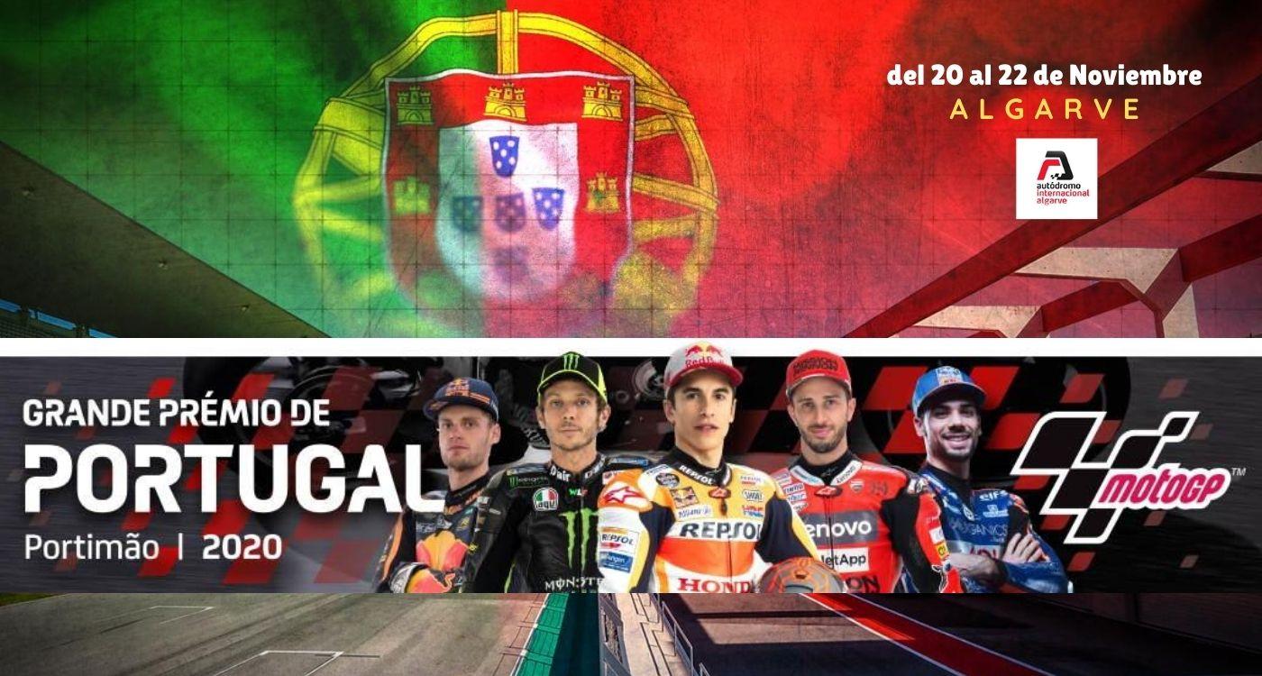 MOTO GP ALGARVE